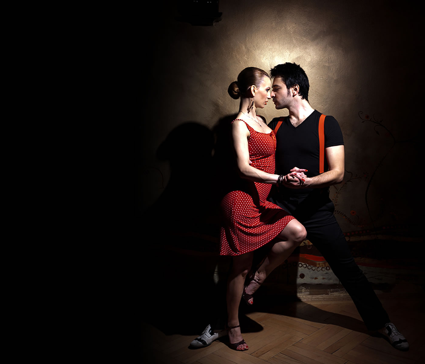 The Different Things between Tango and Salsa