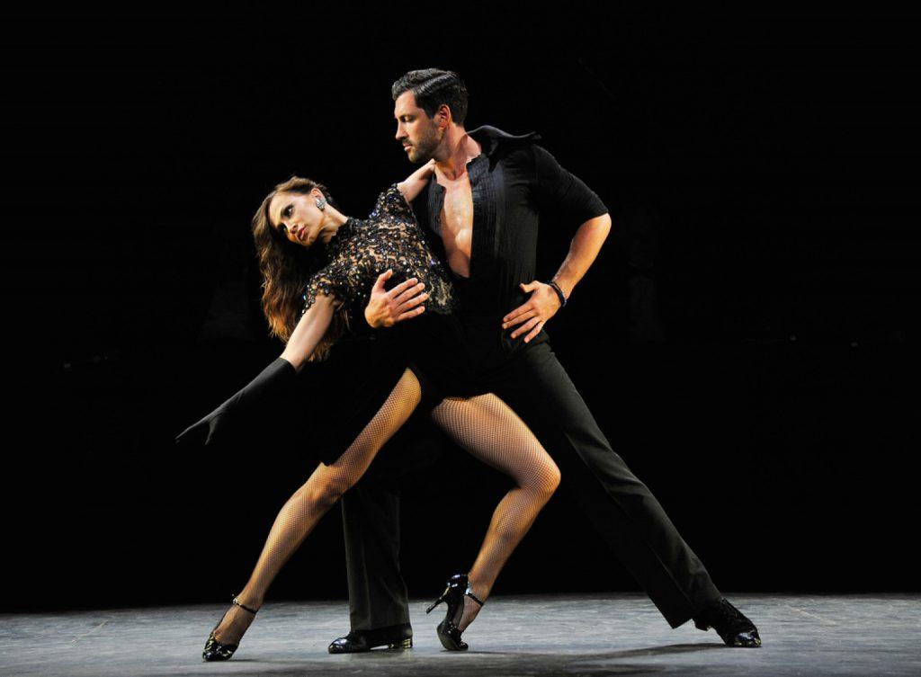 Salsa and Tango