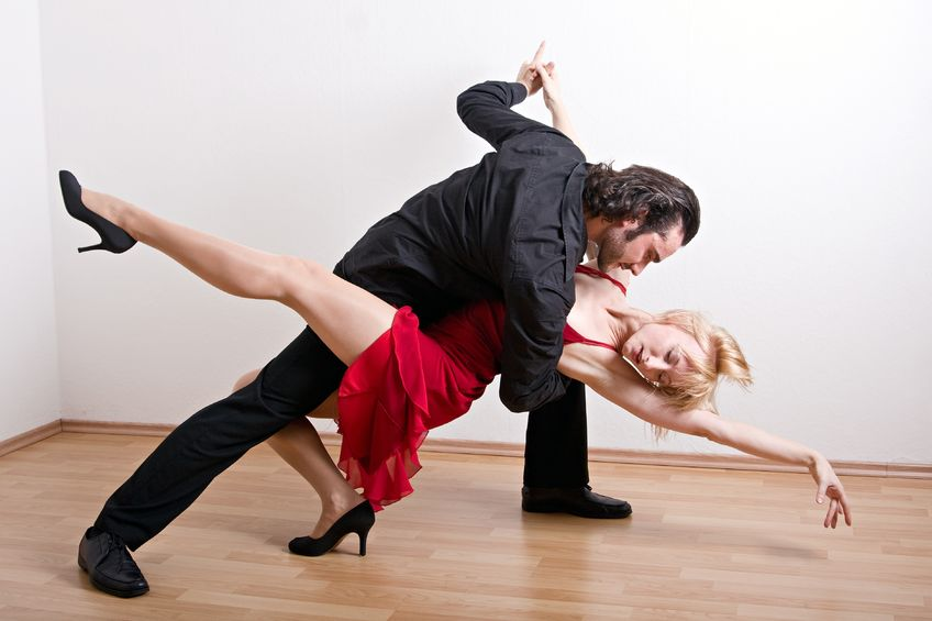 The Formal Style of Tango Dance