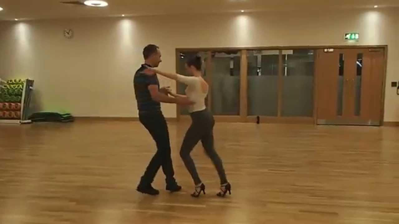 Practice Salsa: No Partner No Problem