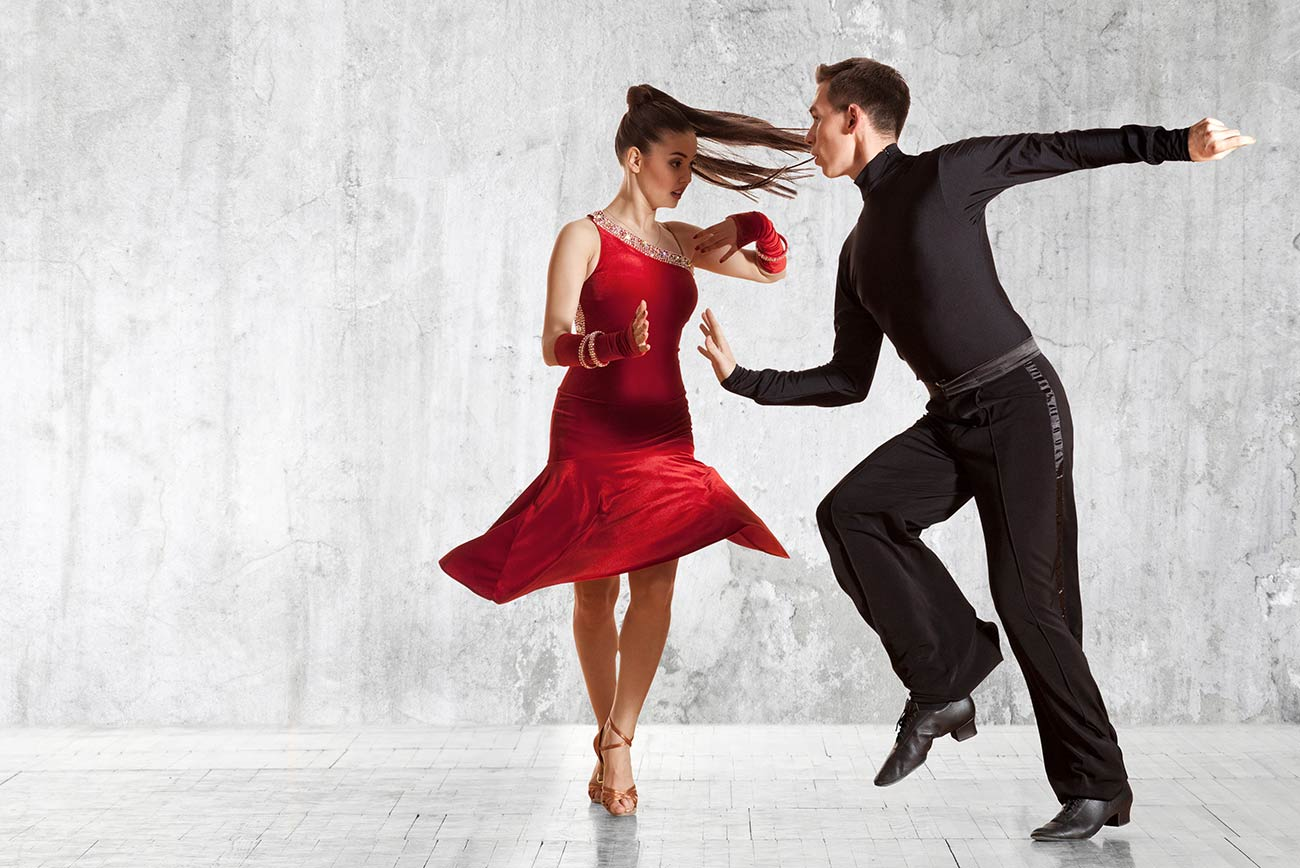 Getting Healthier by Doing Salsa Regularly